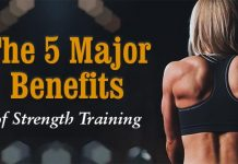 Major Benefits Strength