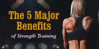 Major Benefits Strength