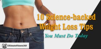 10 Science-backed Weight Loss