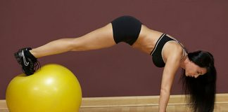 Exercise Ball Workouts